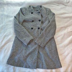Zara Basic Wool PeaCoat